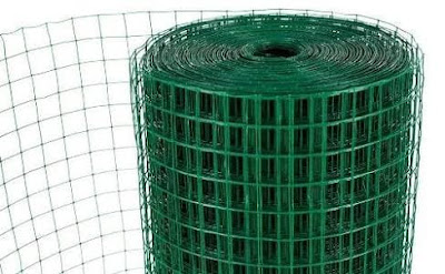 Spesifikasi Kawat Loket PVC - Jual Kawat Loket PVC
