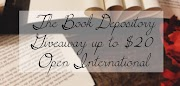 The Book Depository GIVEAWAY up to $20! INTERNATIONAL!