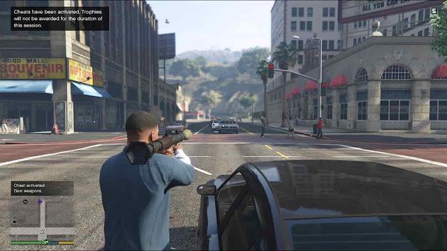 تنزيل لعبة GTA 5 للكمبيوتر
