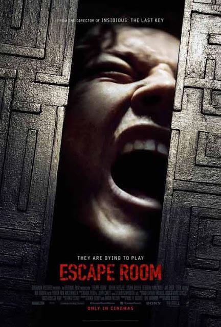 صراع البوكس أوفيس يحتدم.. أكثر 10 أفلام تحقيقا للإيرادات في سنة 2019 على صعيد شباك التذاكر العالمي فيلم escape room