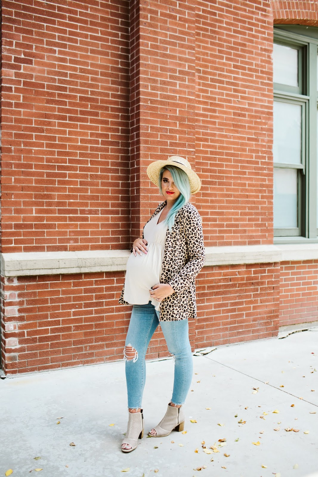 Fall Maternity Style, Fall Fashion. SeneGence