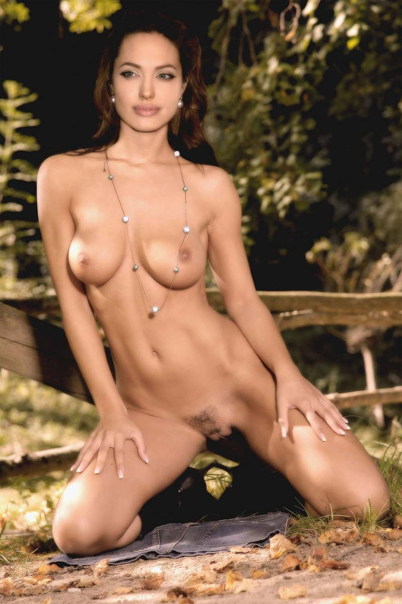 Angelina Jolly Nude Pictures