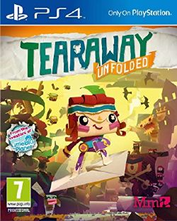 Tearaway Unfolded Arabic