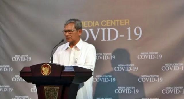 Informasi Terbaru Jumlah Masyarakat Indonesia Terinfeksi Covid-19