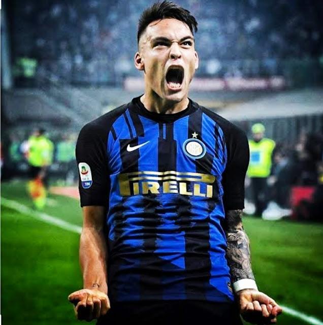Inter Milan Menolak Tawaran Barcelona untuk Dapatkan Lautaro Martinez