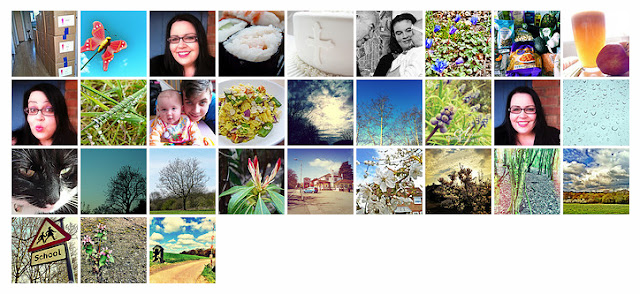 Project 365:2013 - April Round Up