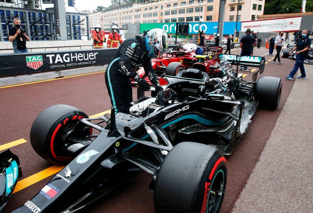 Wolff destacou que Bottas usou o chassi para qualificar o P3 em Mônaco
