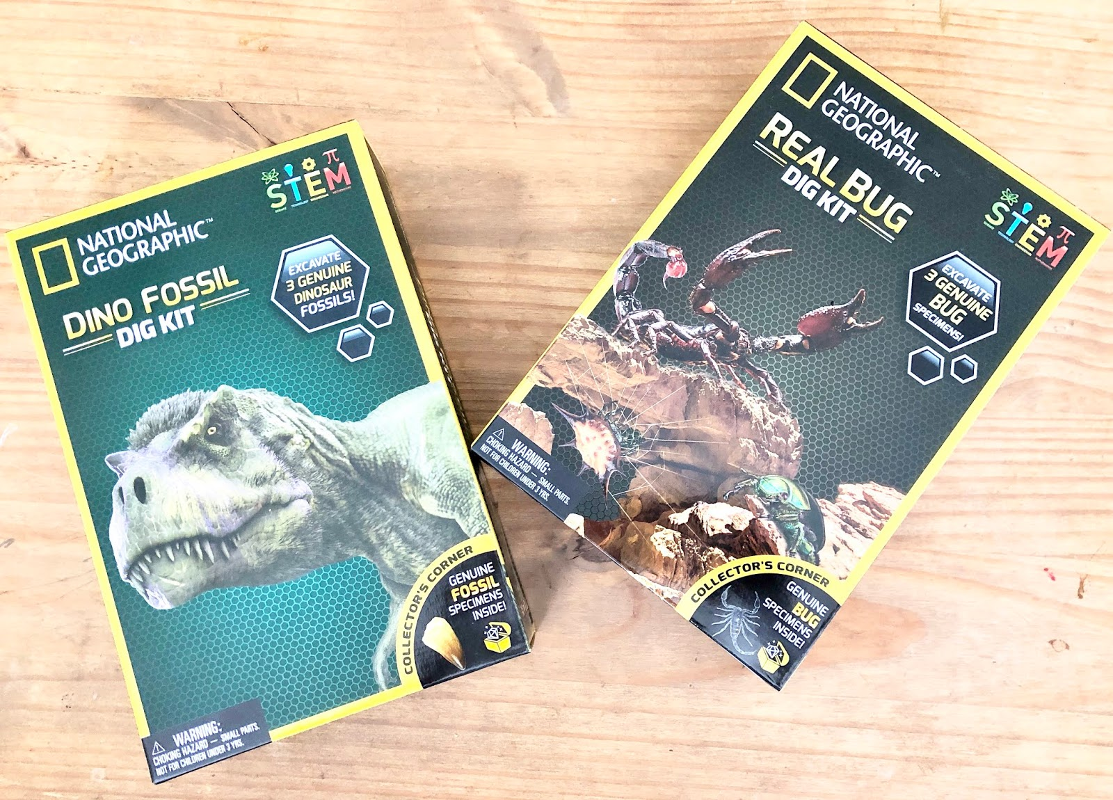 Adventures Of A Yorkshire Mum: National Geographic STEM Dig