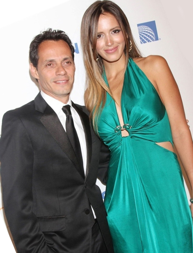 Pareja Dispareja Marc Anthony y Shannon de Lima - FARÁNDULA INTERNACIONAL