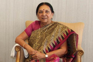 Anandiben Patel The New Governor of Uttar Pradesh
