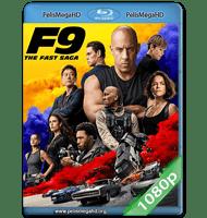 RÁPIDOS Y FURIOSOS 9 (2021) DIRECTOR'S CUT 1080P HD MKV ESPAÑOL LATINO