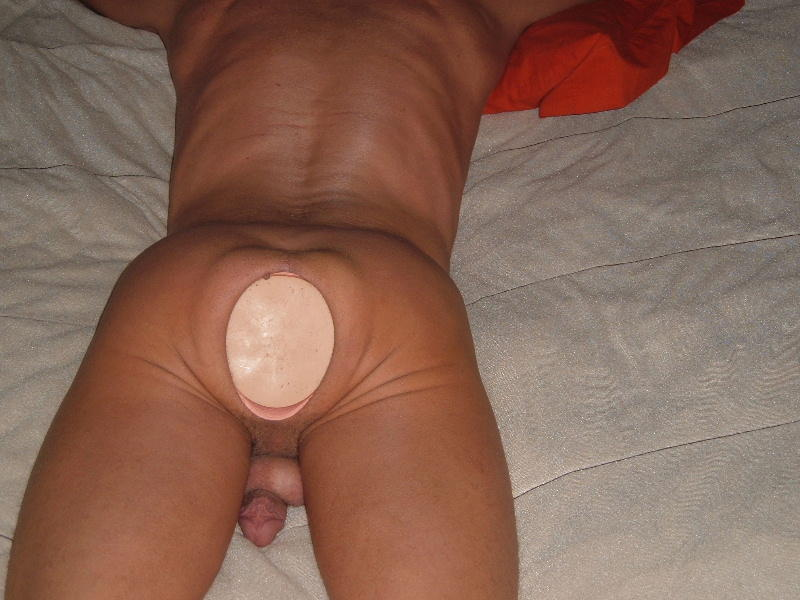 Gay Big Butt Plug