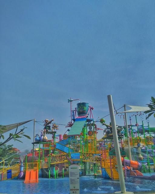 Tiket Masuk dan Promo Go Wet Waterpark Grand Wisata Bekasi