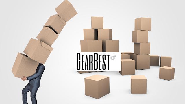"""Gearbest está a reenviar encomendas que se """"perderam"""" durante o periodo da Pandemia"""