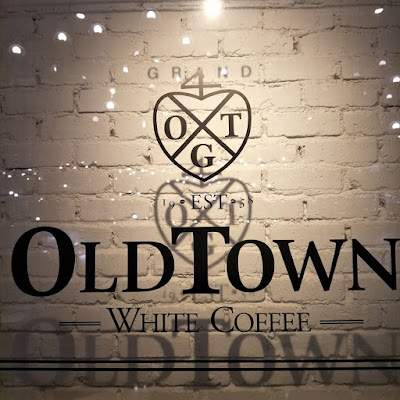 OLD TOWN WHITE COFFEE GRAND IPOH