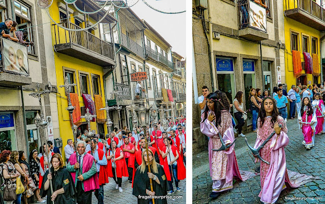 Procissão de São Gonçalo, Amarante, Portugal