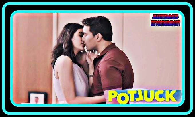 Shikha Talsania sexy scene - Potluck (2021)  HD 720p
