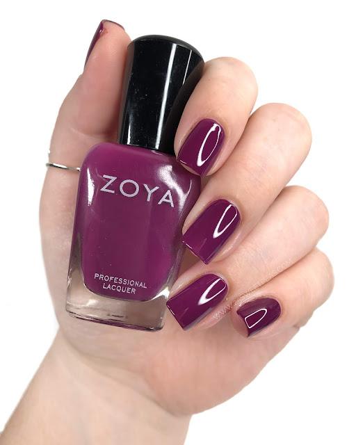 Zoya Ripley 25 Sweetpeas