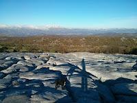 Hike in Stone Glacier, Croatia
