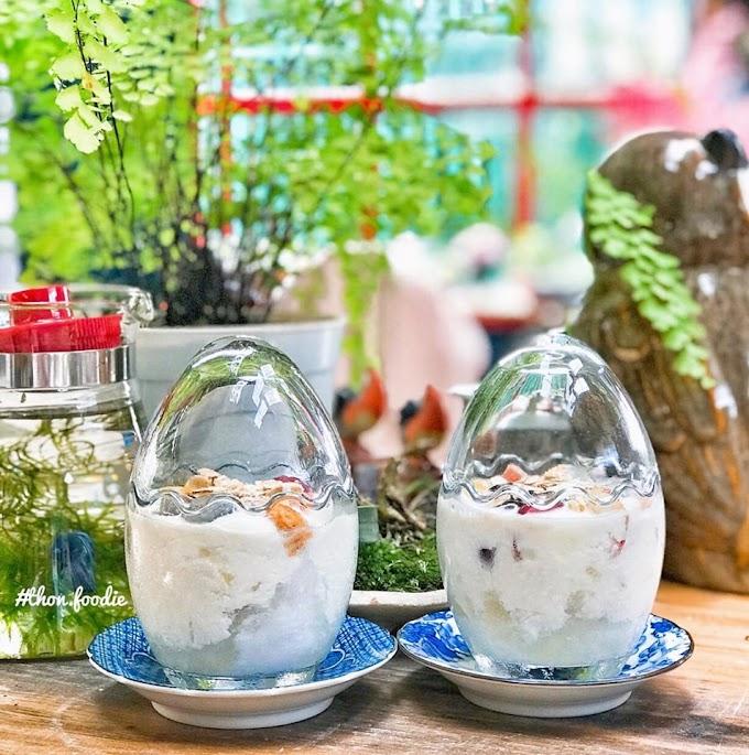 Yaourt trứng - Món ăn mới hút giới trẻ ở Đà Lạt