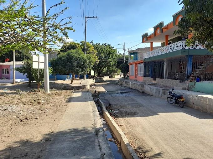 Pronto iniciará Proyecto Malla Vial I en los barrios María Cristina y Bastidas