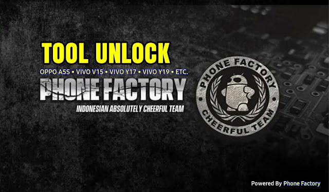 Tool Unlock Lupa Pola Password Kunci Layar Via Meta Mode Oppo A5s, Vivo Y15, Y17, Y19 Dll | By Phone factory