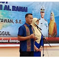Malam Pisah Sambut Danlanal Ranai, Bupati: Terimakasih Kolonel Harry Atas Pengabdian di Kabupaten Natuna.