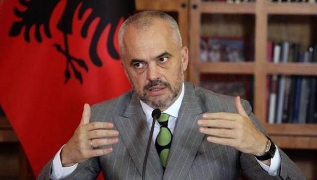 «Mεγάλος νικητής» ο Ε. Ράμα στις Αλβανικές εκλογές…