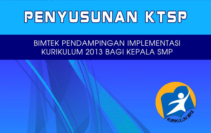 Buku Panduan Penyusunan KTSP Berbasis Kurikulum 2013 Untuk SMP
