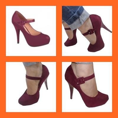 1e6addd3c Você conhece como sapato boneca. São esses sapatos super femininos que tem  uma fivela no peito do pé. Podem ser sapatilhas