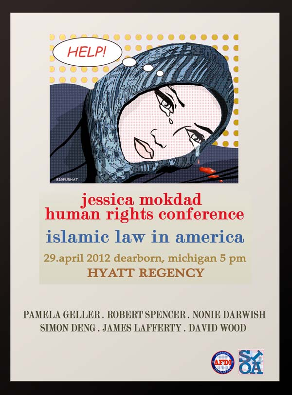Image result for jessica mokdad human rights conference