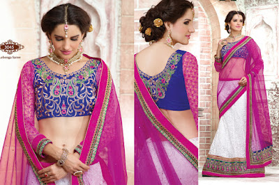 Designer-indian-lehenga-choli-dresses-designs-2017-for-women-1