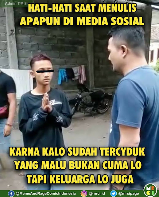 Meme Kids Jaman Now Bicara Asal Bunyi