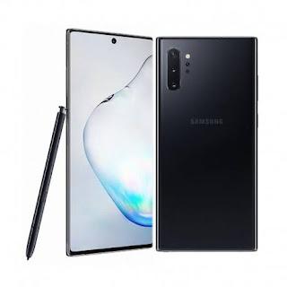 Samsung Galaxy Note 10+ 5G meraih penghargaan