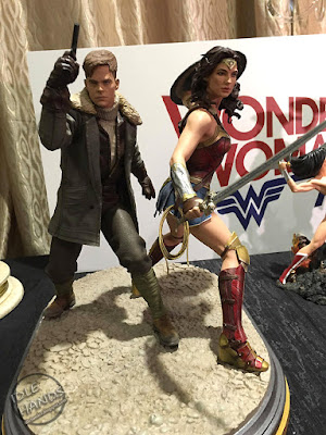 San Diego Comic-Con 2016 DC Collectibles Wonder Woman Movie Statue