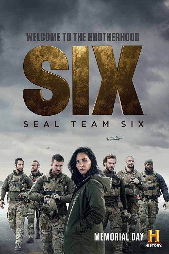 Six Temporada 02 Completa HDTV 720p – 480p [English]