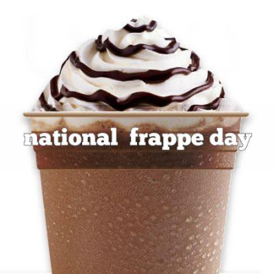 National Frappe Day Wishes Photos