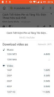 Download Video Youtube một cách thuận tiện nhất