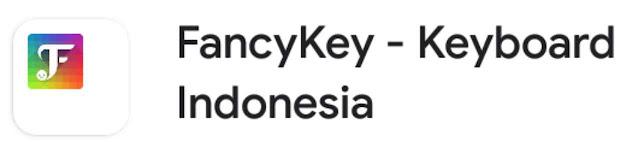 Fancykey