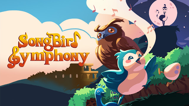 Songbird symphony review: fun and adorable.