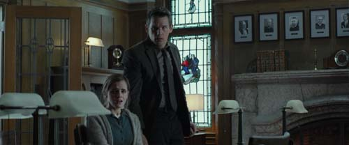 Emma Watson, Ethan Hawke in Regression