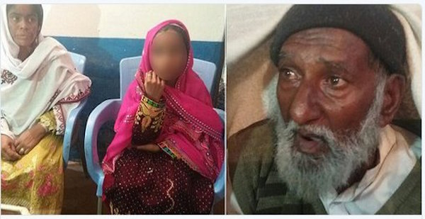 Image result for Police Rescue 10-Year-Old Girl Being Forced To Marry 50-Year-Old Man. Photos