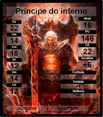 Príncipe do Inferno