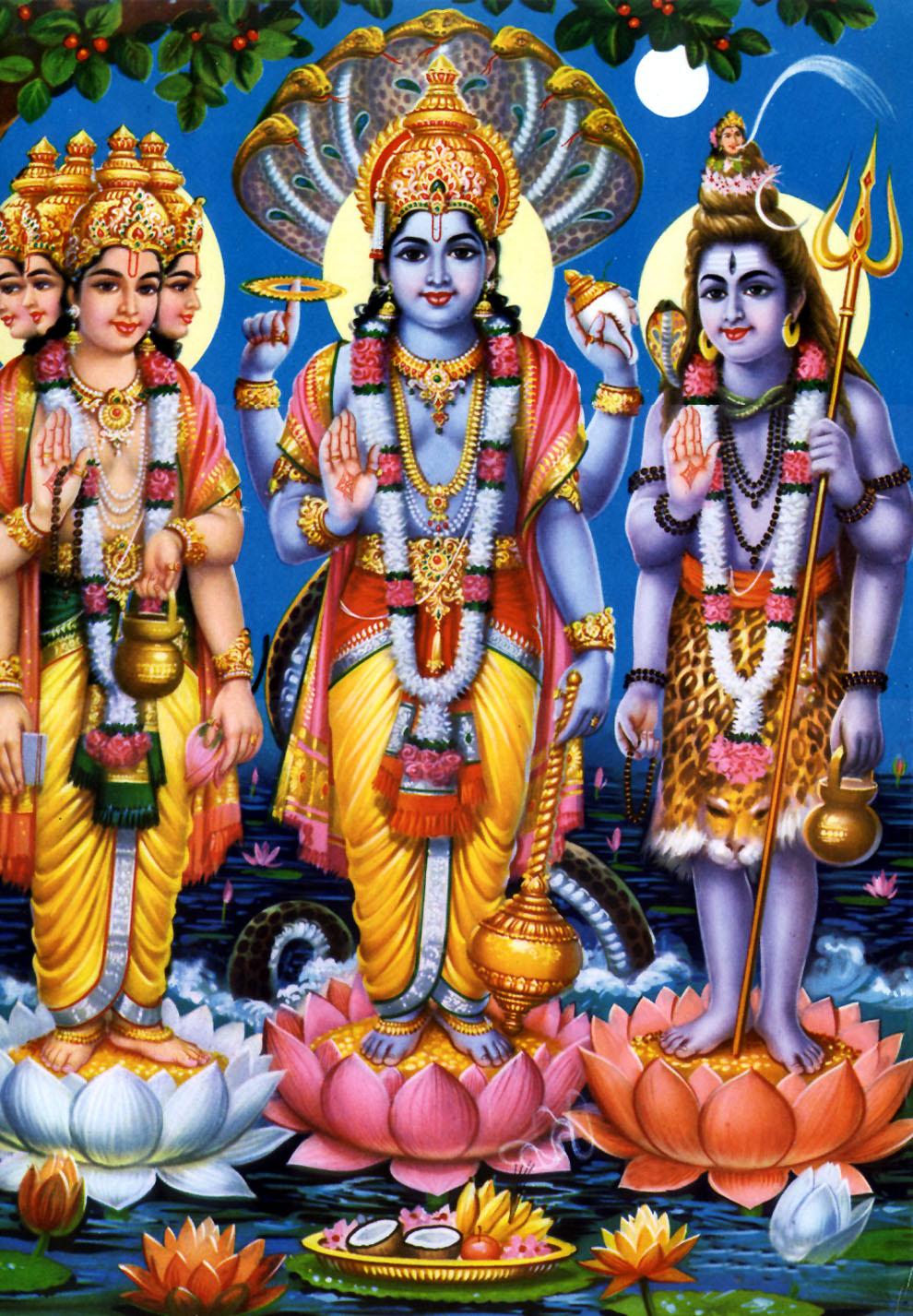 Scanning Around With Gene: Hindu Gods and Goddesses ... |Indian Hindu Gods