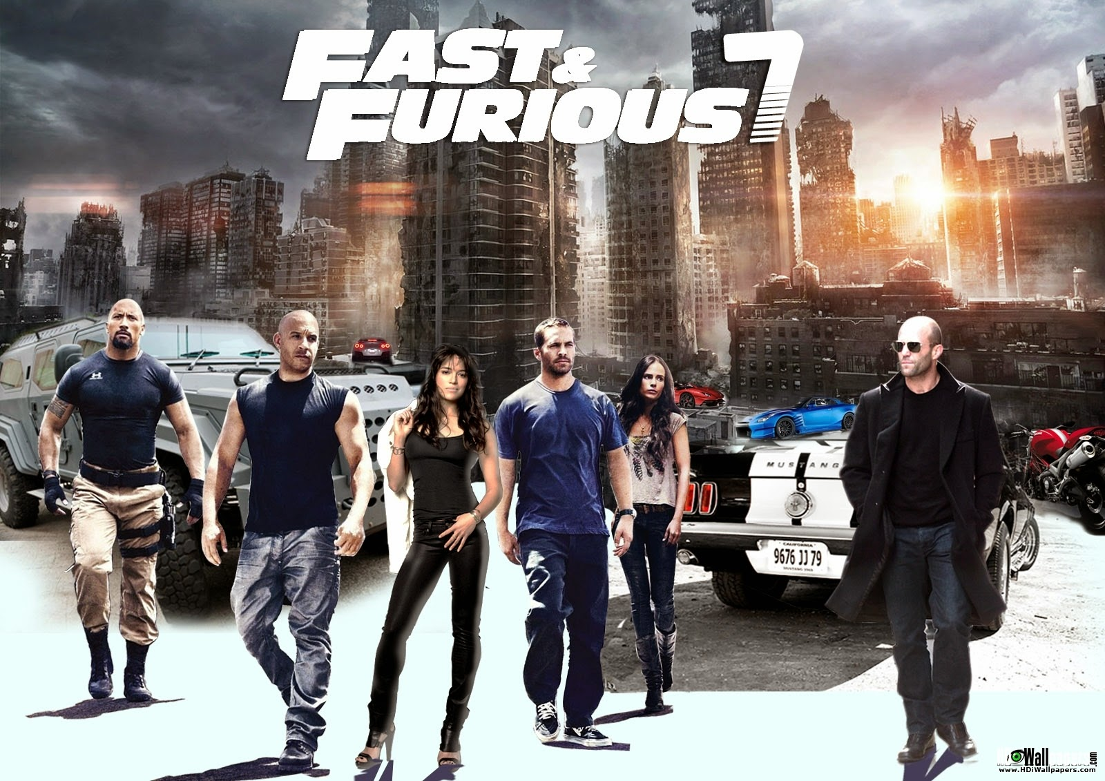Cand Apare Fast And Furious 8 Fast And Furious 7 - Online Hd Subtitrat - Movieplex Hd
