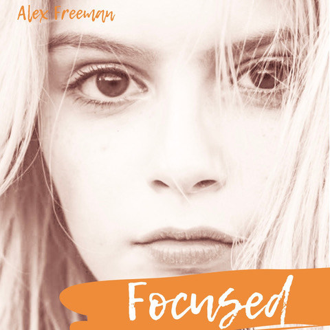 "Alex Freeman ""Focused"" Cover Art"