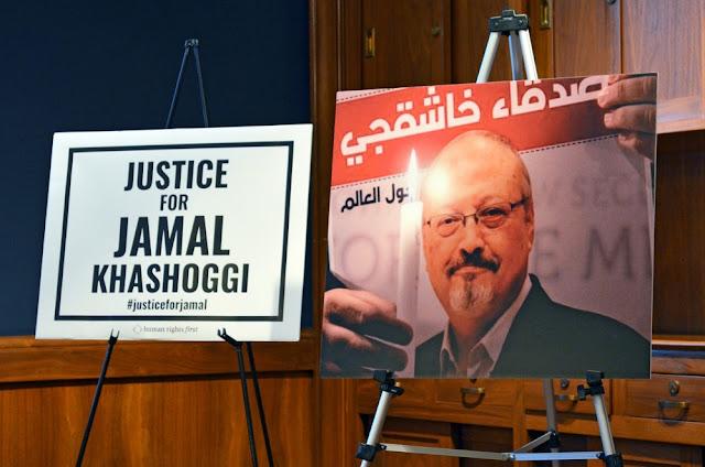 Tunangan Jamal Khashoggi Desak Joe Biden Minta Pertanggungjawaban Arab Saudi.lelemuku.com.jpg