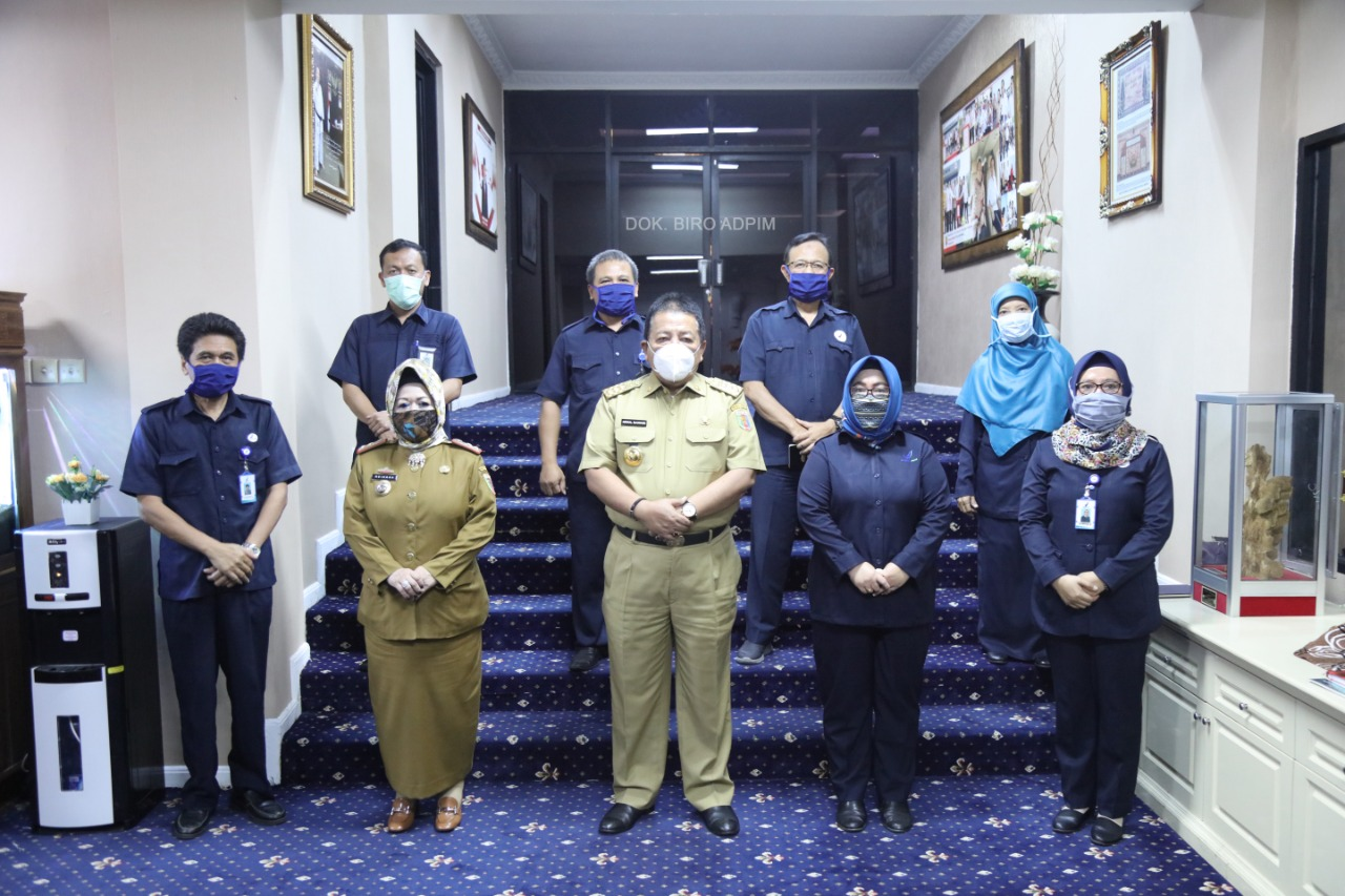 Kendalikan Obat dan Makanan Berbahaya di Provinsi Lampung, Gubernur Arinal Ajak BPOM Bersinergi dengan Pemerintah Daerah
