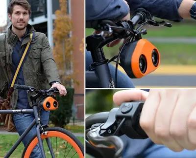 LOUD MINI - Bocina para Bicicleta