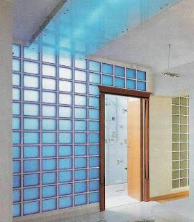 Glass Blocks in the Interior